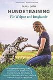 Hundetraining fr Welpen und Junghunde: Welpenerziehung inkl. Stubenreinheit, Beihemmung, Grunderziehung, Sozialisierung, Leinenfhrigkeit, Verhaltensentwicklung, Pubertt, Junghundeprobleme